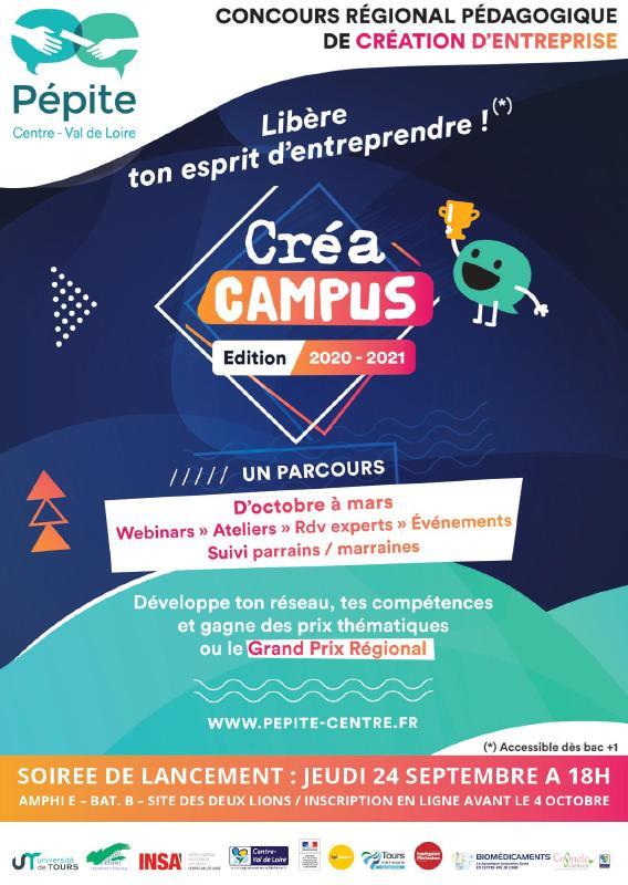 Créa Campus 20 21