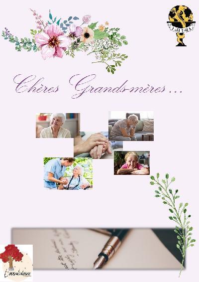 Lettres aux grands-mères