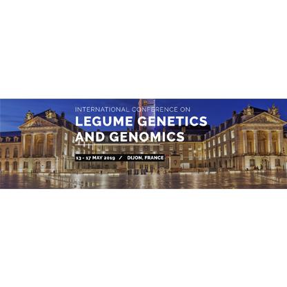 9ème conférence internationale sur la génomique et la génétique des légumineuses (ICLGG)